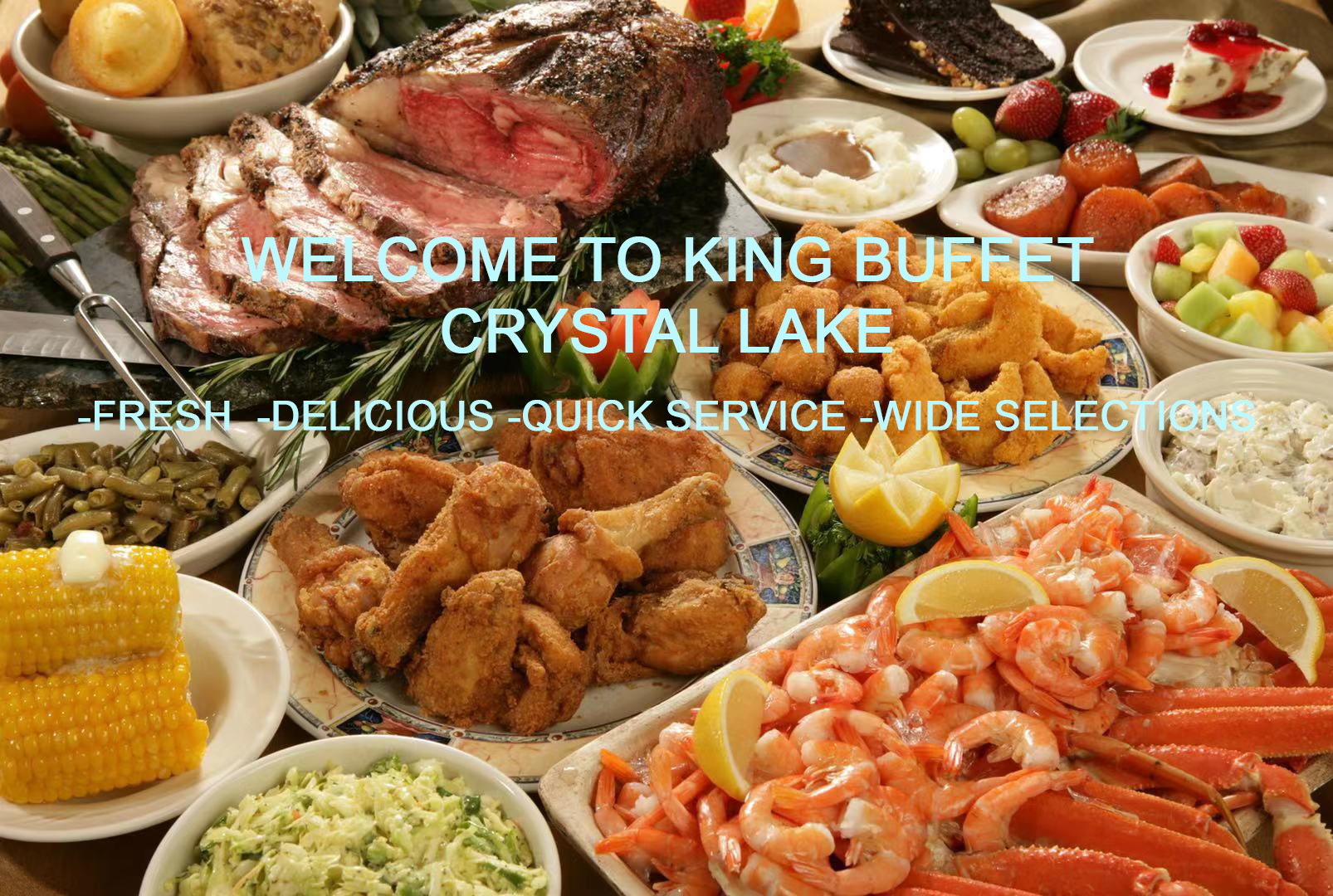 KING BUFFET CRYSTAL LAKE